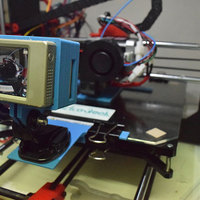 Small Timelapse support for GoPro hero 2 3D Printing 104639