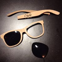 Small Sunglasses ALO  3D Printing 104717