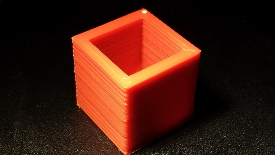 Calibration box 3D Print 104832