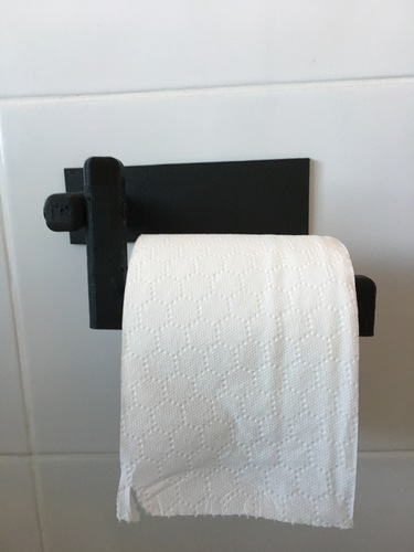 Toilet roll holder 3D Print 104923