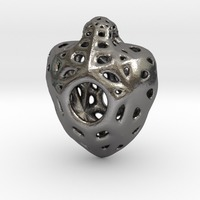 Small Love's Necklace 3D Printing 10498
