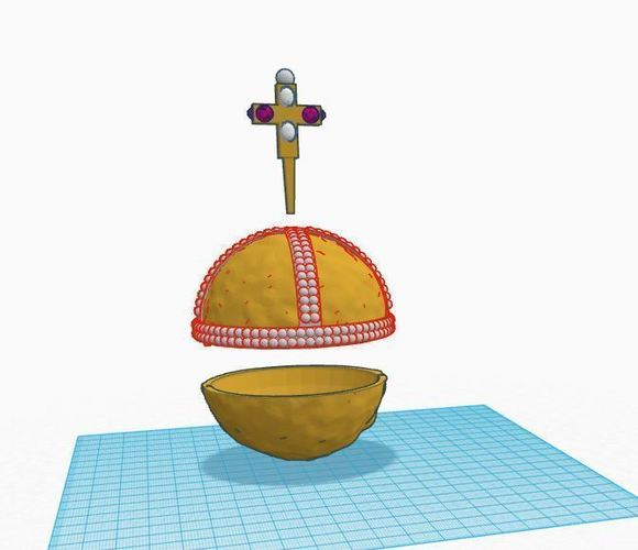 The Holy Hand Grenade of Antioch (For Electronics) 3D Print 105001