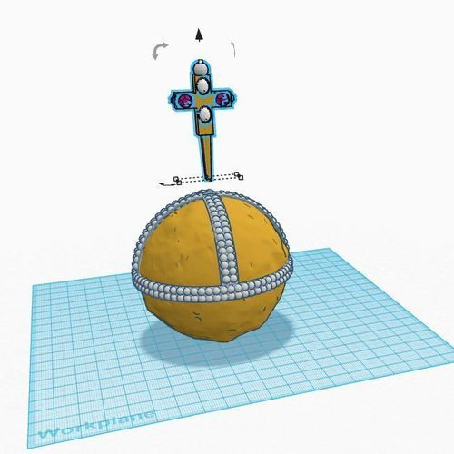 The Holy Hand Grenade of Antioch (For Electronics) 3D Print 105002