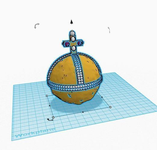 The Holy Hand Grenade of Antioch (For Electronics) 3D Print 105007