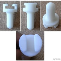 Small Windsurf mast top 3D Printing 105067
