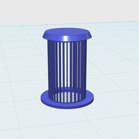 Small drain filter 3D Printing 105255