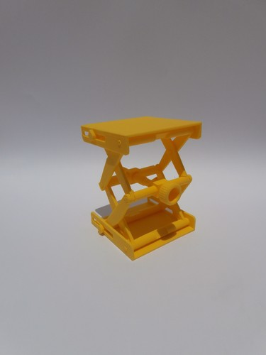 Platform Jack [Fully Assembled, No Supports] 3D Print 105352