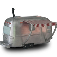Small Airstream Trailer 3D Printing 105363