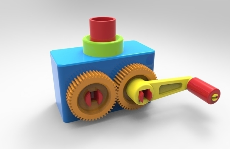 food crusher 3D Print 105405