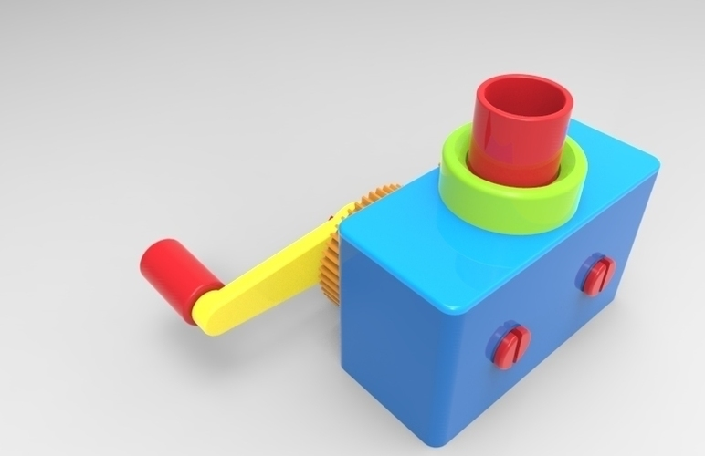 food crusher 3D Print 105406