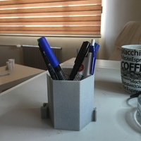 Small pencil case 3D Printing 105485