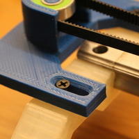 Small Improved Bluetooth Camera Slider parts 3D Printing 105631