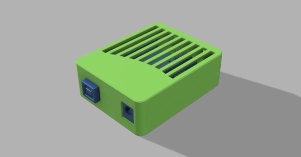 Medium Arduino Uno Case 3D Printing 105636