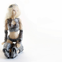 "Small Jointed Doll ""Lantea"" 3D Printing 105683"