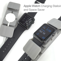 Small Apple Watch Charging Station and Space Saver 3D Printing 105740