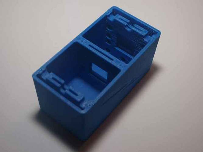 Microbial fuel cell (bio battery) 3D Print 105899