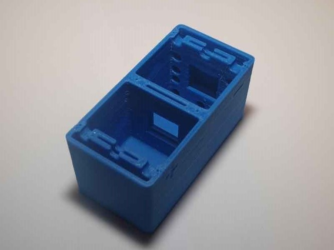 Microbial fuel cell (bio battery) 3D Print 105901