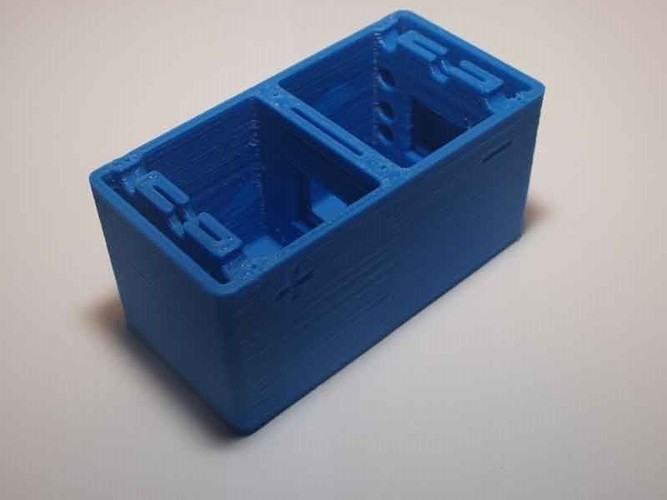 Microbial fuel cell (bio battery) 3D Print 105902