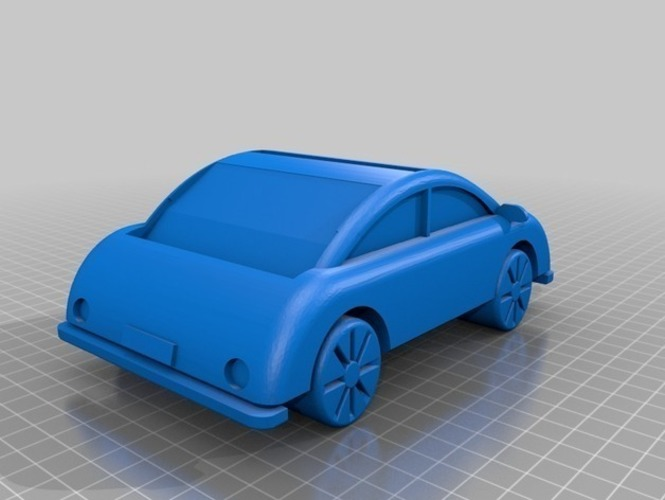 A Truly MOBILE Phone 3D Print 106168