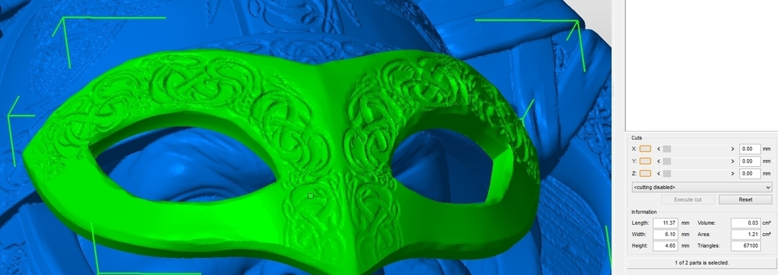 Ring Viking 3D Print 106231