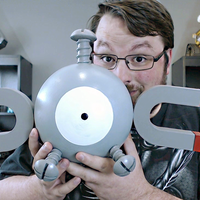 Small Giant Magnemite - Pokemon 3D Printing 106289