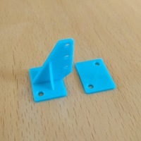 Small RC Airplane Control Horns 3D Printing 106359