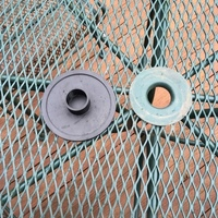 Small Outdoor table umbrella hole cover 3D Printing 106459