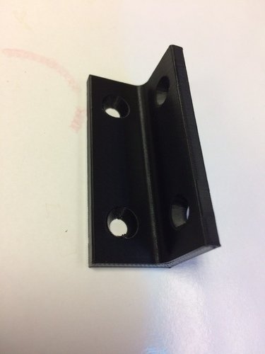Angle / shelf bracket 3D Print 106462