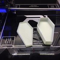 Small Coffin Box 3D Printing 106527