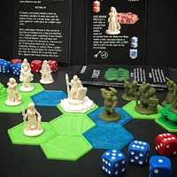 Small Pocket-Tactics: Core Set 1 (Fourth Edition) 3D Printing 106715