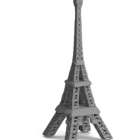 Small Eiffel Tower Print 3D Printing 10684