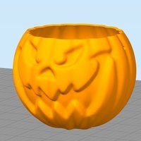Small Halloween  Candy Carrier 3D Printing 106853