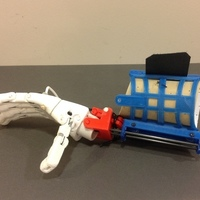 Small Prosthetic Hand for designers to experience 3D Printing 106861