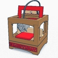 Small MacGyvrBot Babies 3D Printing 106913