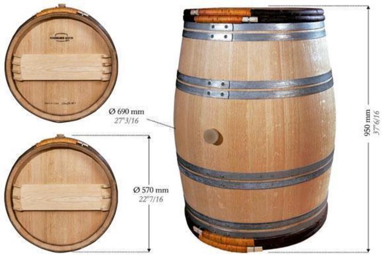 3d printed tonneau puzzle barrel bordeaux option tirelire piggy ban by nop21 pinshape. Black Bedroom Furniture Sets. Home Design Ideas