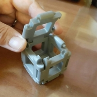 Small Cube à monter - cube making - puzzle 3D Printing 107464