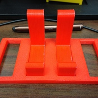 Small iStand (Corrected) 3D Printing 107761