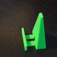 Small Awesome Phone Stand 3D Printing 107853