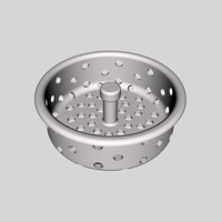 Small Sink Strainer 3D Printing 108175