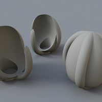 Small Egg Pot 1 3D Printing 10820