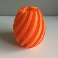 Small Flexi Vase #001 3D Printing 108412