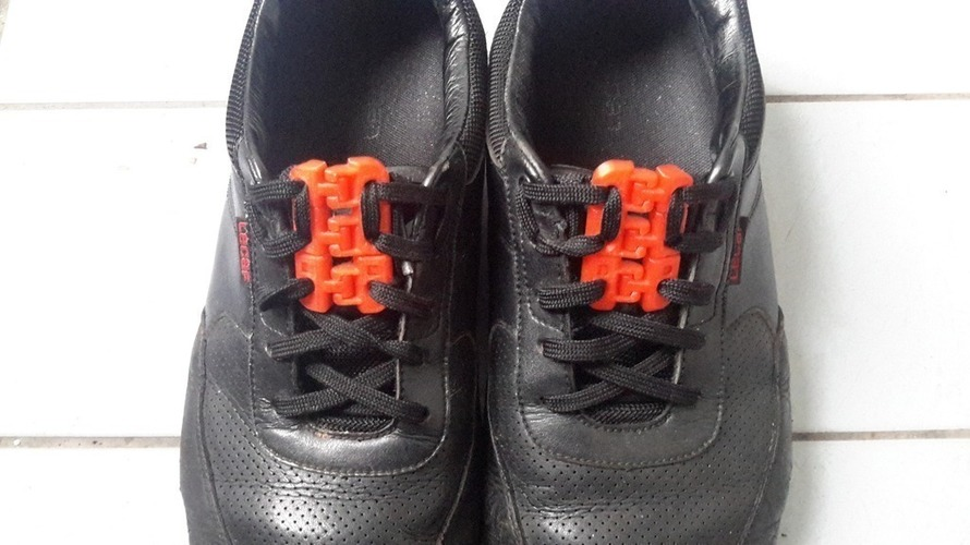 Jointed Shoe Lacing Device 3D Print 108471