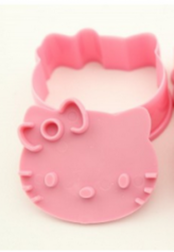 Cookie Cutter Hello Kitty 3D Print 108705