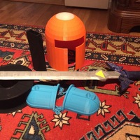 Small Zelda Master Sword and custom Armour   3D Printing 108893