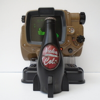 Small Fallout 4 Nuka Cola Bottle 3D Printing 108985