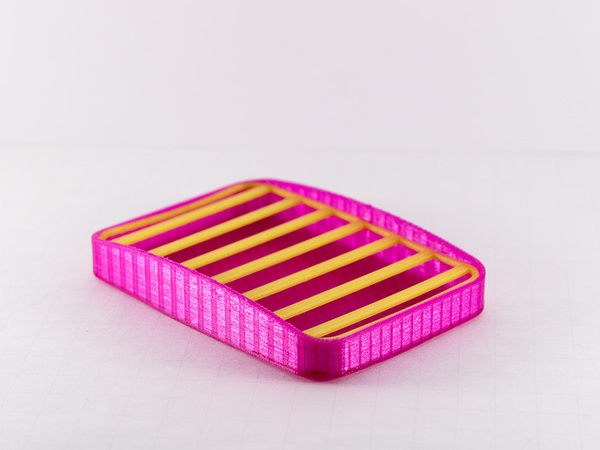 Medium Soap Dish 3D Printing 109232