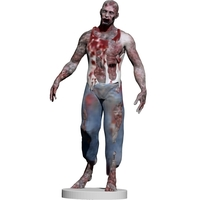 Small Zombie 3D Printing 109422