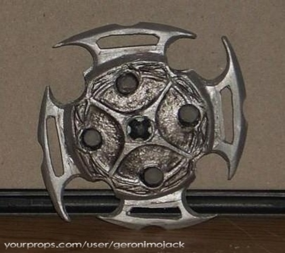 underworld shuriken  movie prop 3D Print 109723