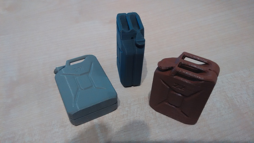 Jerry can 20l- RC 1/10 3D Print 109932
