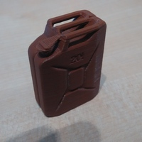 Small Jerry can 20l- RC 1/10 3D Printing 109933